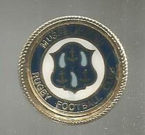 Médaille Sur Broche , Sports , Rugby , Ecosse , MUSSELBURGH RUGBY FOOTBALL CLUB, 2 Scans , Frais 1.95 E - Rugby