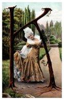 Letter K , Victorian Woman , - Women