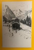 8464 - En Valais  Editions Vouga No 5 - VS Valais
