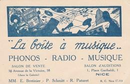 La Boite A Musique Phonos - Radio - Musique Nice - Autres