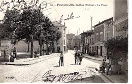 FRANCHEVILLE-le-Bas - La Place - Lyon