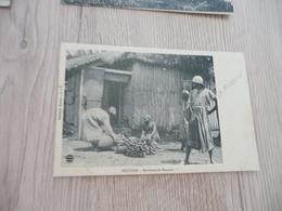 CPA Afrique Africa Anjouan La Réunion Marchands De Bananes - Reunion