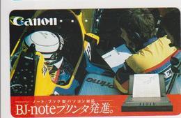 CARS - JAPAN - FORMULA-1-096 - CANON - Automobili