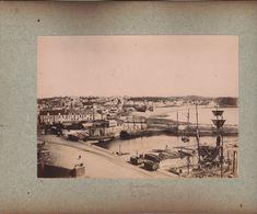 2 Photos Fin XIXe Dinan  Bretagne  Granville Normandie - Photos