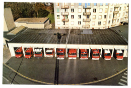 CPM 18 BOURGES Pompiers De Seraucourt (ancienne Caserne) - Bourges