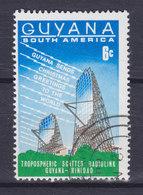 Guyana 1968 Mi. 326    6c. Weihnachten Christmas Jul Noel Natale Navidad Parabolantennen - Guyana (1966-...)