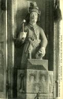 29- GOUEZEC Statue De Saint Eloi - Gouézec