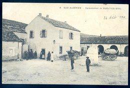 Cpa Algérie Sud Algérien  -- Caravansérail De Guelt Es Stel    MA3 - Andere Städte