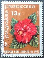 DF50500/688 - 1978 - POLYNESIE FR. - N°119 ☉ - Polynésie Française