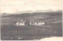 FR66 LA PERCHE - Labouche 708 - Le Hameau - La Gare Et Clocher De BOLQUERE - Belle - Autres Communes