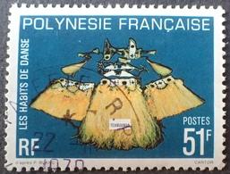 DF50500/690 - 1979 - POLYNESIE FR. - N°139 ☉ - Polynésie Française