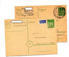 Carte Postale 10 Chateau Cachet - [7] République Fédérale