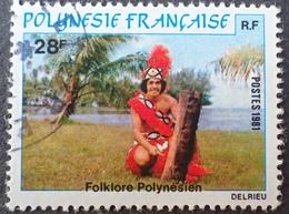 DF50500/691 - 1981 - POLYNESIE FR. - N°165 ☉ - Oblitérés