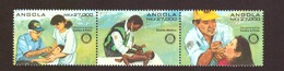Angola 1995 - The 90th Anniversary Of The Rotary International  # MNH #  Portuguese Inscription Cv = € 8.00 - Angola