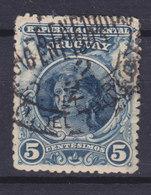 Uruguay 1900 Mi. 151   5c.  Mädchenkopf - Uruguay