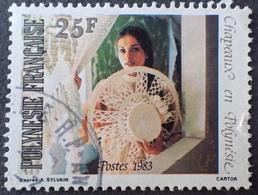 DF50500/694 - 1983 - POLYNESIE FR. - N°195 à 196 ☉ - Oblitérés