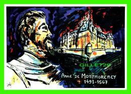 ILLUSTRATEURS - EMBÉ - 500e ANNIVERSAIRE DU CONNÉTABLE ANNE DE MONTMORENCY (1493-1567) - TIRAGE 1500, No 1196 - - Illustrateurs & Photographes