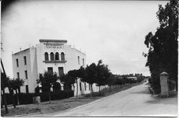 FERRYVILLE (TUNISIE)  LA GENDRAMERIE NATIONALE - Photo Originale JUIN 1956 -           COMBIER CIM àMACON - Lugares