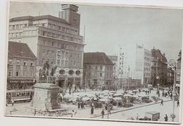 Zagreb-Jelacicev Trg - Serbie