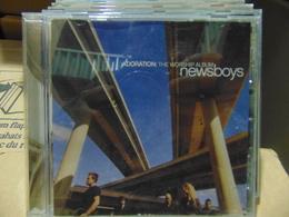Newsboys- Adoration: The Worship Album - Religion & Gospel