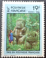 DF50500/696 - 1984 - POLYNESIE FR. - N°211 ☉ - Oblitérés