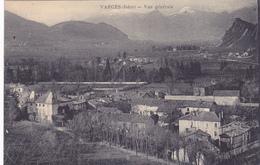 CPA 38 @ VARCES - Vue Générale - France