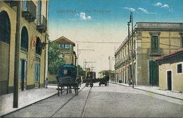 Messina Edit Schiano Via Palermo Tram - Messina