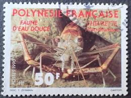 DF50500/701 - 1990 - POLYNESIE FR. - N°353 ☉ - Polynésie Française