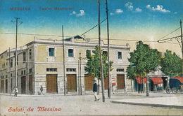 Messina Edit Schiano Teatro Mastroieni - Messina