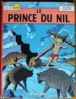 BD ALIX - 11 - Le Prince Du Nil - Rééd. 1977 - Alix