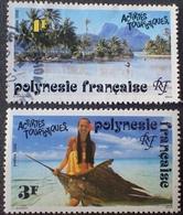 DF50500/702 - 1992 - POLYNESIE FR. - N°39 ☉ Et 401 NEUF** - Polynésie Française