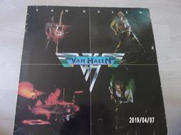 VAN HALEN - VAN HALEN - 1977/1978 - Hard Rock & Metal