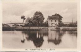 D89 - VERMENTON - L'ECLUSE - Garde Du Canal - Vermenton
