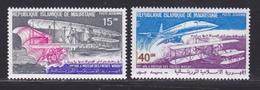 MAURITANIE AERIENS N°  190 & 191 ** MNH Neufs Sans Charnière, TB (D8901) Avions, Frères Wright - 1979 - Mauritanie (1960-...)