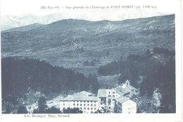 FR66 FONT ROMEU - Berdague - L'ermitage - Belle - Autres Communes