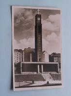 Praha-Vrsovice Chram Sv. Vaclava ( Edit.: C. Kaspar ) 1933 ( See Photo For Detail ) ! - Tchéquie