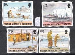 British Antarctic Territory 1994 Operation Tabarin MNH CV £8.35 - Unused Stamps