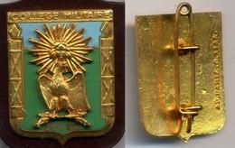 Collège Militaire De SAINT CYR - Armée De Terre