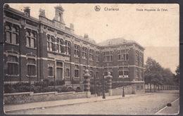 5 Charleroi  Ecole Moyenne De L' état - Charleroi