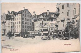 St. Gallen Hechtplatz - SG St. Gallen
