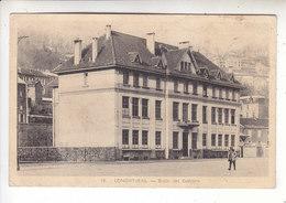 SP- 54 -  LONGWY - BAS - Ecole Des Garcons - - Longwy