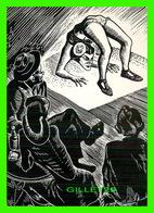 ILLUSTRATEUR, ALBERTO BELTRAN - LA CONTORSIONISTA, 1946 - BERN BOYLE - - Illustrateurs & Photographes