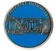 AB - B2 - ASSEMBLEE NATIONALE - Verso : ARTHUS BERTRAND - Arthus Bertrand