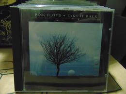 Pink Floyd- Taqke It Back (cdsingle 3 Tracks) - Other - English Music