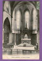 VITRY-en-ARTOIS - Le Choeur De L'Eglise - 1907 - - Vitry En Artois