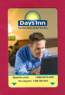 Carte D'hôtel Days Inn - Cartes D'hotel