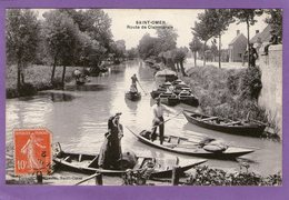 SAINT-OMER - Route De Clairmarais - - Saint Omer