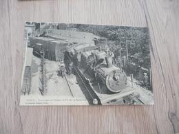 CPA 54 Meurthe Et Moselle Nancy Catastrophe Du Chemin De Fer Du 12 Septembre 1911 - Nancy
