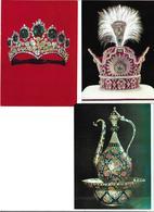 3020p: 6 Kunst- AKs, From The Crown Jewels At Bank Markazi, Teheran, Ca. 1972 - Iran