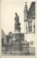 Damme  Stndbeeld Van Jacob Van Maerlant - Damme